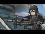 Друзья по Battlefield - Битва нубов 2 Сезон 9 серия