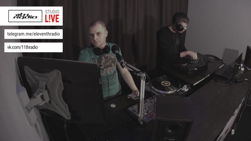 KAVIT8 Beketov - Live @ Neurodeep Neurojump (26.01.17)