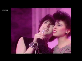 Soft Cell Ft. Cindy Ecstasy - Torch (Original Version) (UK TV, Top Of The Pops) (1982)
