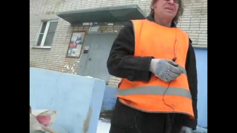 Старушка не унимается (Слава Байкер и Владимир Фомин)