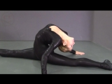 Contortionist Flexibility Splits Stretching Gymnastics Irina_
