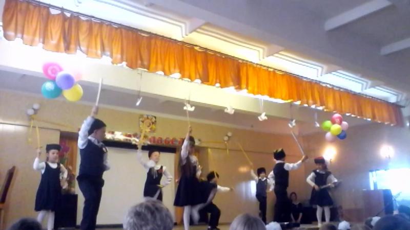 танец казаки ансамбль топотушки