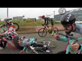 Mannequin Challenge добрался до велоспорта :)