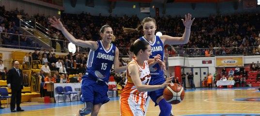 «Динамо» начинает финальную серию Премьер-лиги в Екатеринбурге