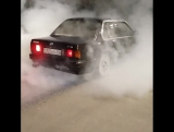 Burnout by E30 Marrakech!