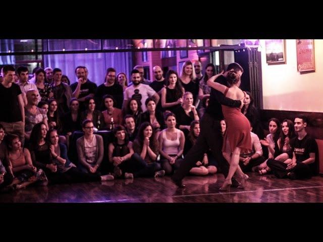 Luka Andjela @ Belgrade Tango Weekend / Milonga Sentimental