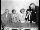 Elvis June 24th 1965, donates money to the motion picture relief fund.