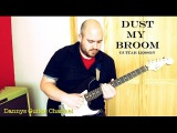 Dust My Broom - Elmore James - Blues Slide Guitar Lesson