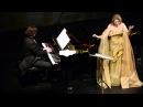 Delibes : Les Filles de Cadix - Renée Fleming - Bis n°1 - Geneva Recital