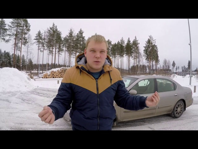 Как моют машины в Финляндии. Сколько стоит.