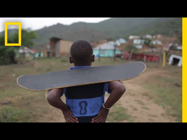 See How Skateboarding Is Changing Lives in Rural South Africa   Short Film Showcase