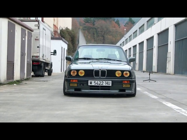 BMW E30 325i Big Spender