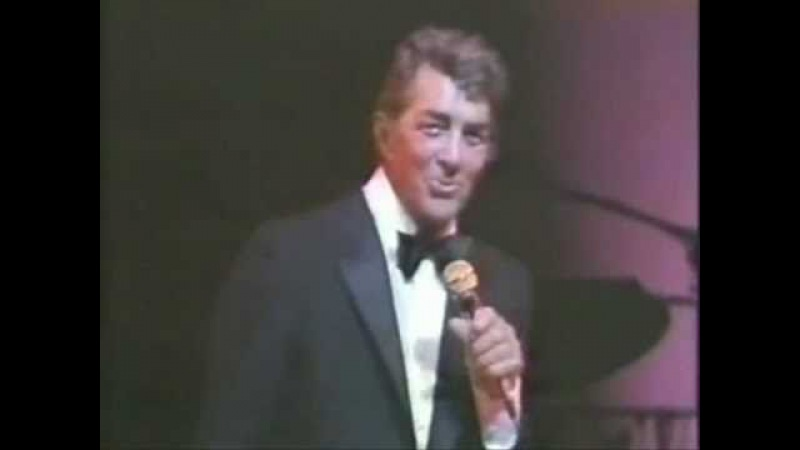 Dean Martin Little Ole Wine Drinker Me written by Hank Mills and Dick Jennings