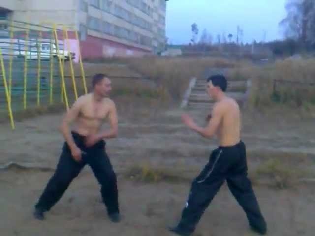 Воин Шаолиня или Жека Злые Ноги