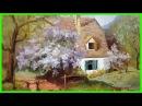 Урок живописи Импрессионизм Деревенский пейзаж А Южаков 79857776200