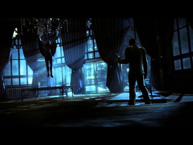 Batman Arkham Origins - Black Mask's girlfriend death Crime Scene.