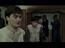 Друзья Гарри принимают Оборотное Зелье Гарри Поттер и Дары Смерти Часть 1
