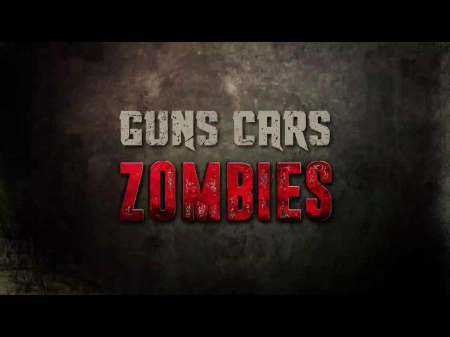 [Обновление] Guns, Cars, Zombies - Геймплей   Трейлер