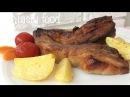 Вкуснейшие Хрустящие Свиные Ребра Картофель Как у бабушки в печи