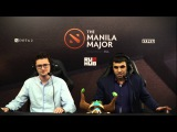 Ad Finem vs Empire,Manila Major Qualifiers FINAL, game 2