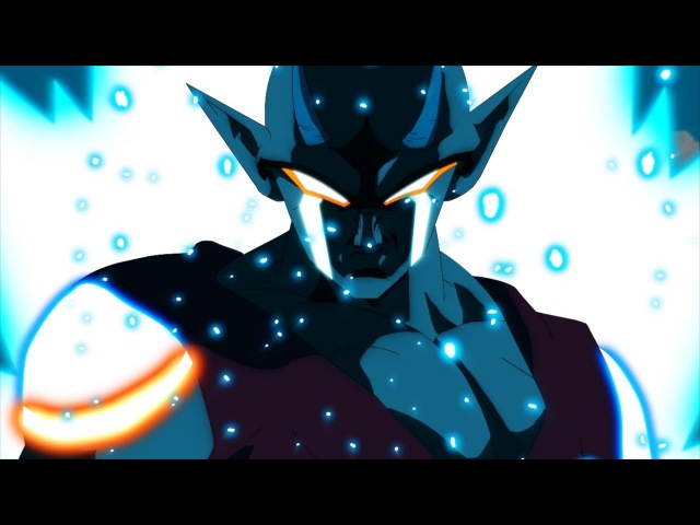 544 Super Namekian God Piccolo Transformation