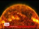 НАСА оприлюднила детальне відео спалаху на сонці 27 04 2016