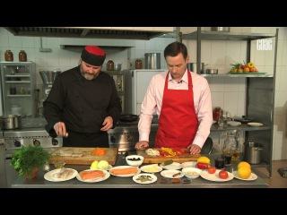 Монастырская кухня (11.12.2016)