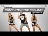 Can't Stop the Feeling - Justin Timberlake Cia Daniel Saboya (Coreografia)