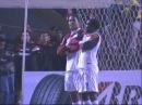 Atletico PR 0 x 1 Flamengo pela Copa Sul Americana 2011 24/08/11 Ronaldinho Gaucho Dançando
