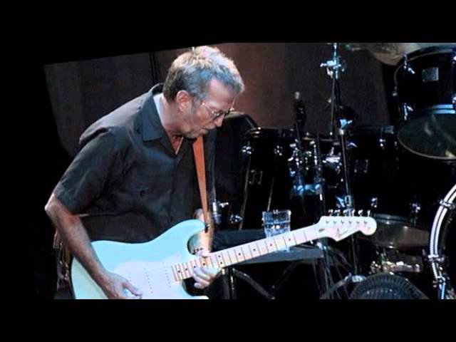 ERIC CLAPTON - LOVE COMES TO EVERYONE