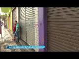 Rebelião em Bauru: com medo, comerciantes fecham as portas