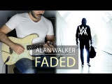 Alan Walker - Faded - Electric Guitar Cover by Kfir Ochaion