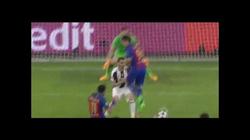 РЕП про Ювентус - Барселона под нами