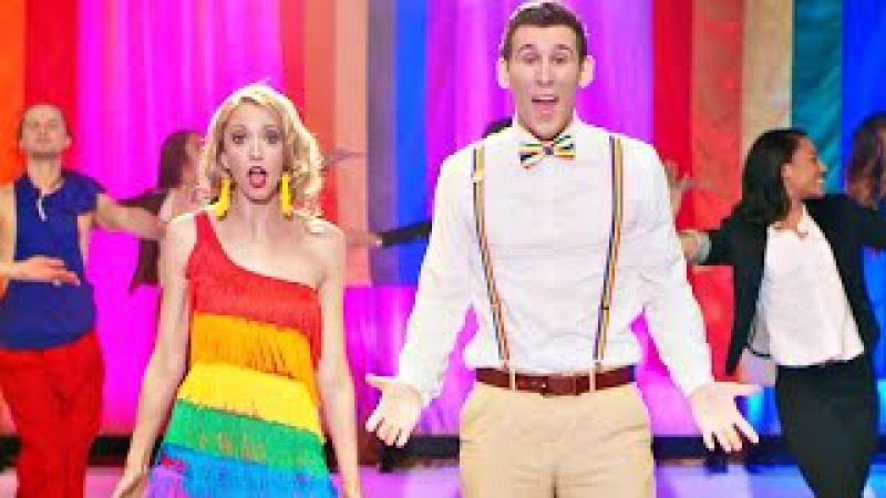 EVERYONE'S JUST A LITTLE GAY: A Musical Tribute - Music Video w/Taryn Southern Ross Everett