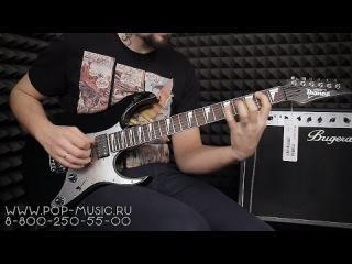 Электрогитара IBANEZ GRG150DX ( Гитара для рока)