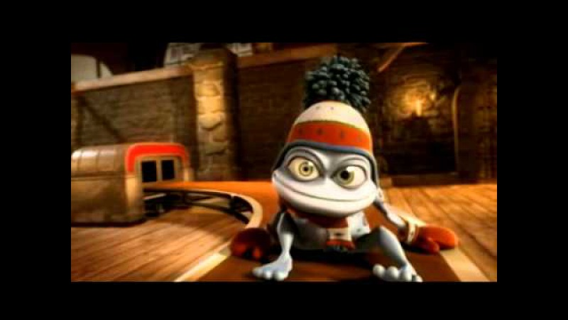 Crazy Frog - Last Christmas Music Video