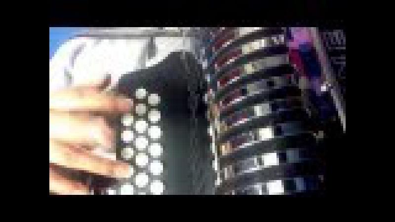 Huapango el cascabel acordeon de sol mayor Toño de sol menor facilita!