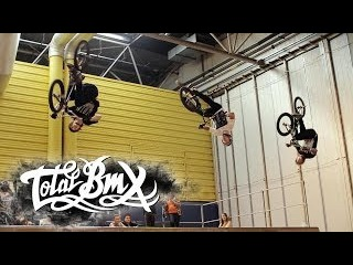 Total BMX @ The UK Cycle Show