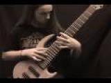 Brain Drill - Sadistic abductive on bass guitar