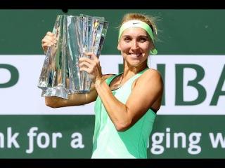 2017 BNP Paribas Open Final | Elena Vesnina vs Svetlana Kuznetsova | WTA Highlights