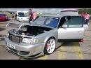 Tuned '94 Audi S4 C4 Quattro 2.2T 20V AAN