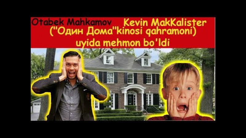 Otabek Mahkamov Kevin Makkalister (