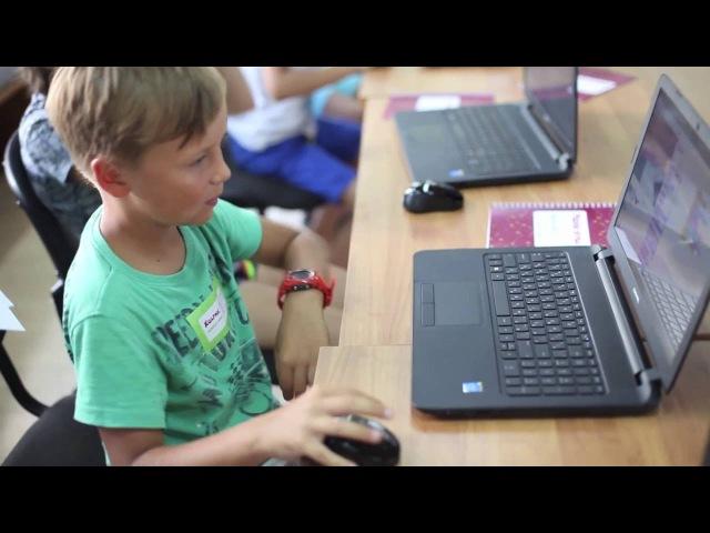 OPEN DAY в детской IT школе CODOLOGIA