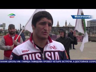 Абдулрашид Садулаев завоевал золото чемпионата Европы (U-23) по вольной борьбе в Болгарии.