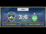 AFL17. France. Ligue 1. Day 5. FC Sochaux-Montbeliard - Saint Etienne