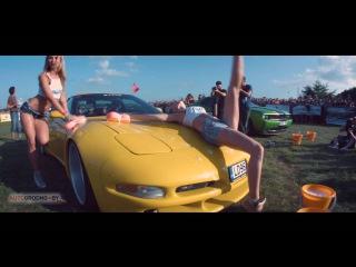 SunDay-2016 - официальное видео (эротическая мойка, 200 автомобилей, Чиж и ко)