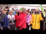 Кричалки и девизы всех команд на открытии Мороз и солнце - день чудесный!