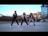 Charly Black - Whine  Kotch - QueenStonn Dance Crew Dancehall Choreography