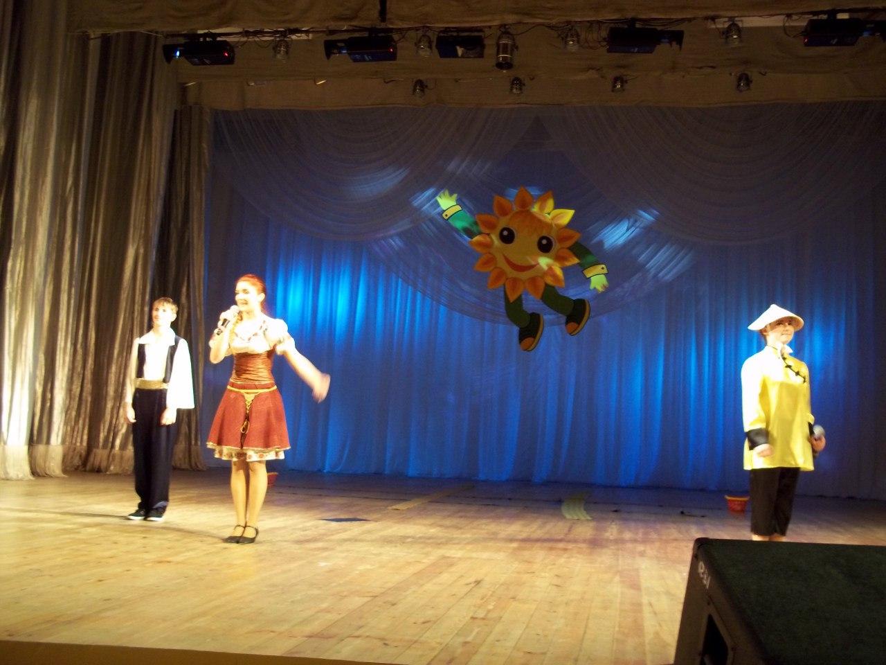 Хансамблю народного танцю «ВИХИЛЯС»