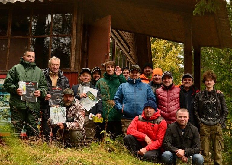 соревнования по ловле щуки в Санкт-Петербурге
